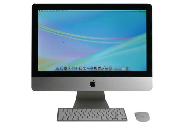 Apple iMac 21.5in (2011) 8
