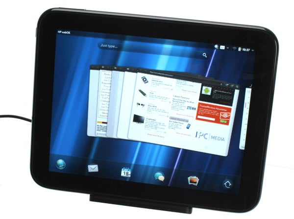 HP TouchPad 9