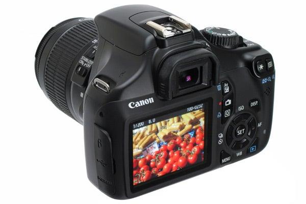 Canon EOS 1100D 3