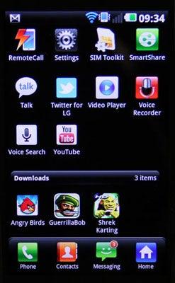 LG Optimus 2X 5