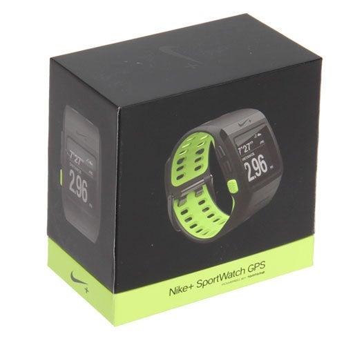 Nike SportWatch boxed
