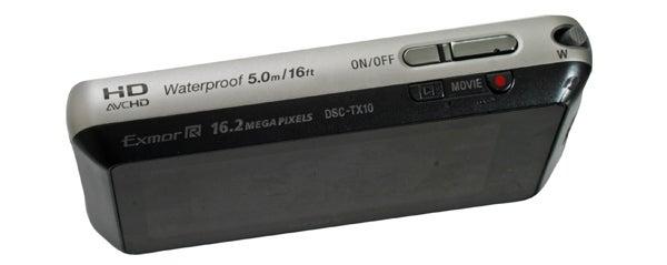 Sony TX10 4