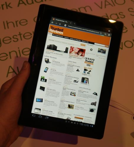Sony Tablet S 1