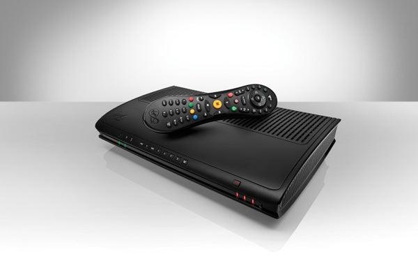 Virgin Media Powered By TiVo