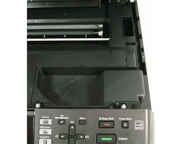 Brother MFC-5895CW Control Panel