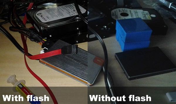 Flash test