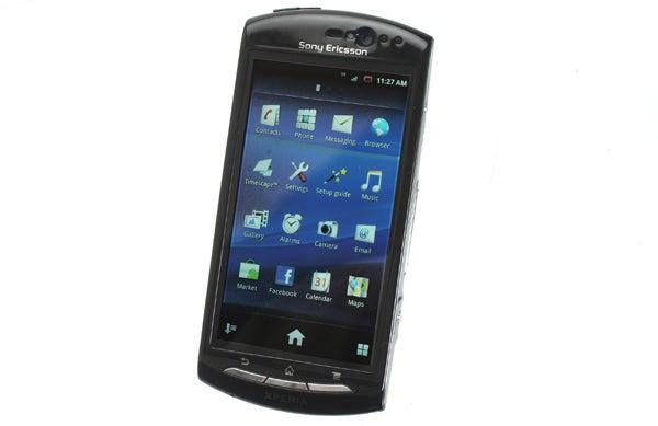 Sony Ericsson Xperia Neo 4