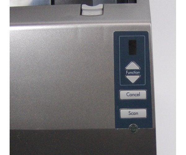 Xerox DocuMate 4440 - Controls