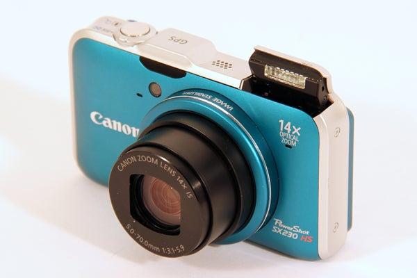 Canon SX230 HS 5
