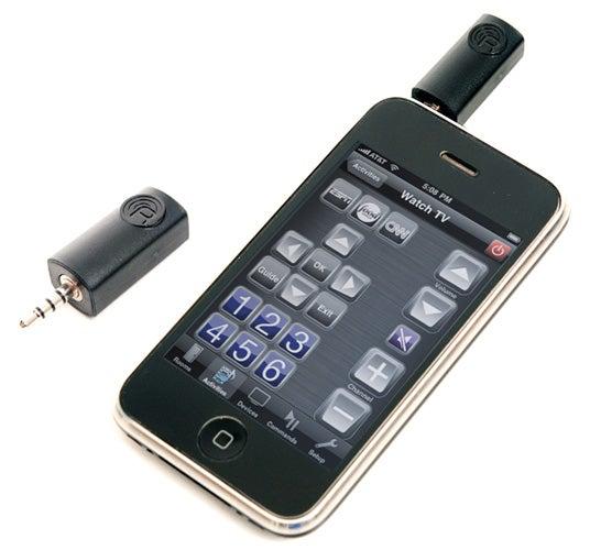 ThinkFlood RedEye Mini in iphone