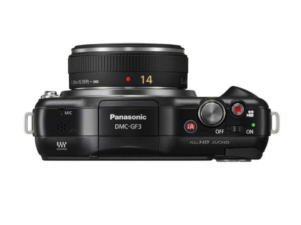 Panasonic Lumix GF3 1