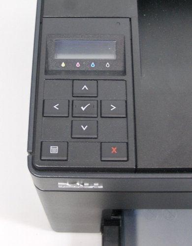 Dell 1350cnw - Controls