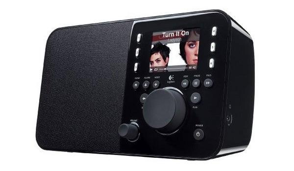 Squeezebox Radio