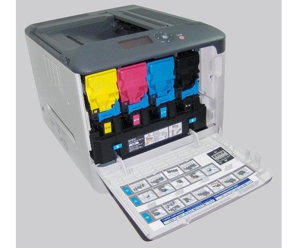 Epson AcuLaser C3900DN - Cartridges
