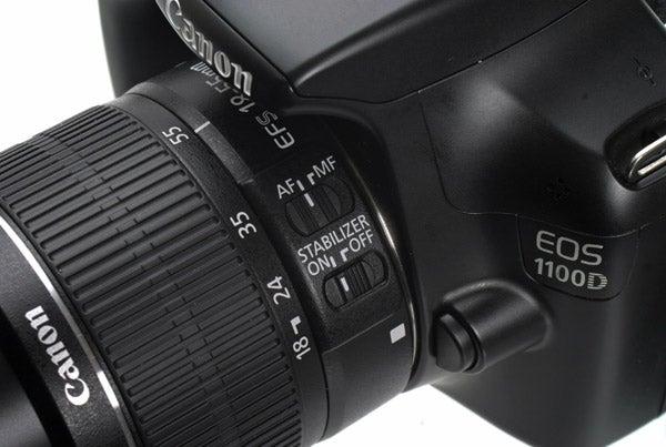 Canon EOS 1100D 4