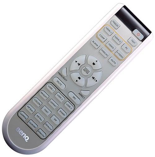 BenQ W1200 - remote