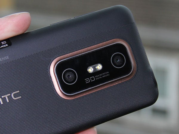 HTC Evo 3D 8