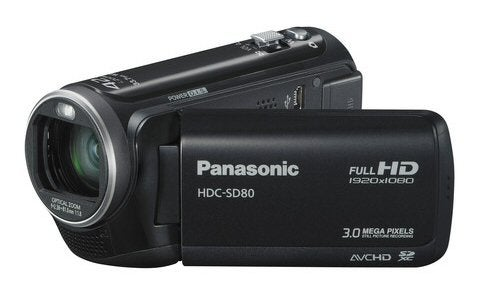 Panasonic HDC-SD80