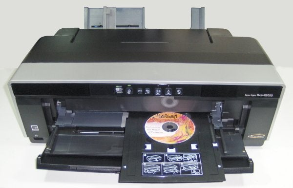 Epson Stylus Photo R2000 - CD/DVD Tray
