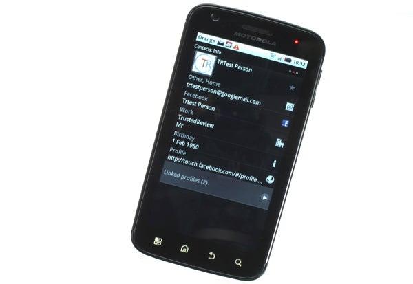 Motorola Atrix 14