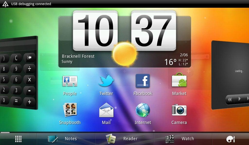 HTC Flyer 3