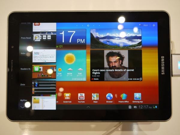 Samsung Galaxy Tab 7.7 10