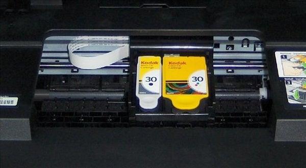 Kodak ESP Office 2170 - Cartridges