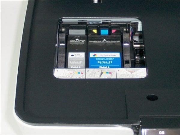 Dell P513w - Cartridges