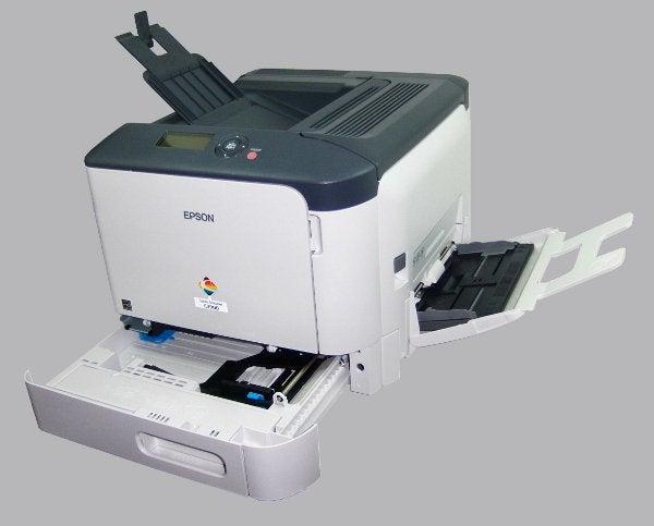 Epson AcuLaser C3900DN - Trays