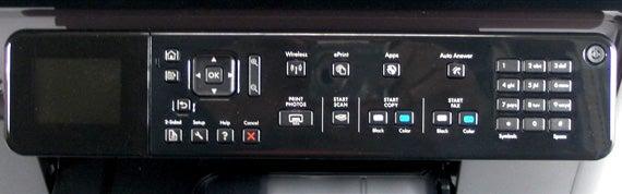 HP Photosmart Premium Fax CQ521B