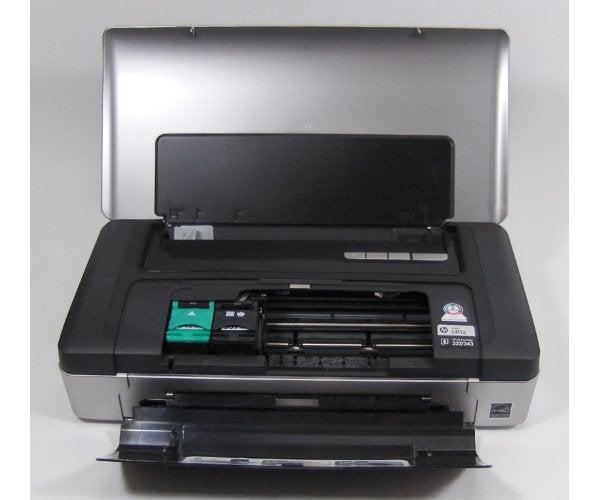 HP Officejet 100 Mobile - Cartridge
