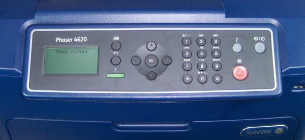 Xerox Phaser 4620V/DN - Commandes
