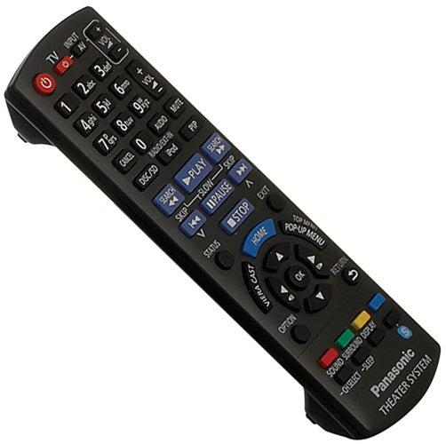 Panasonic SC-BTT362 - remote