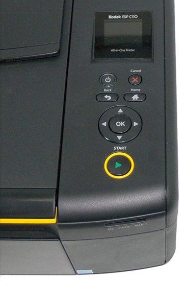 Kodak ESP C110 controls