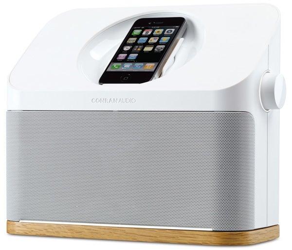Conran Audio Speaker Dock - white
