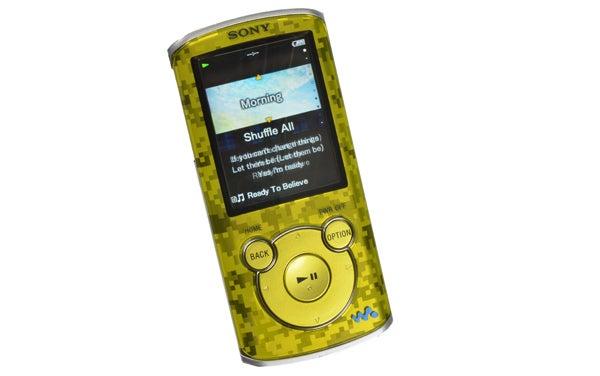 Sony NWZ-E463 5