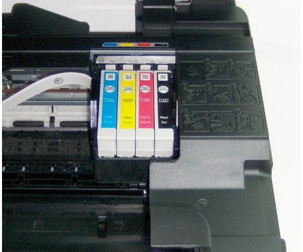 Epson Stylus SX235W - Cartridges