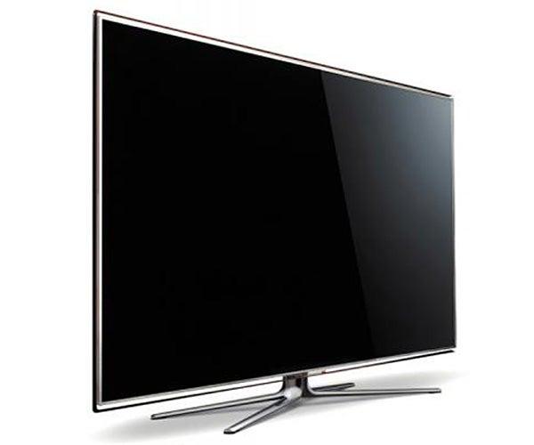 Samsung UE40D7000-angle