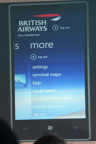 Windows Phone 7 Mango 4
