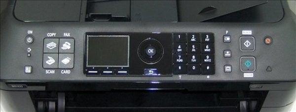 Canon PIXMA MX420 - Controls