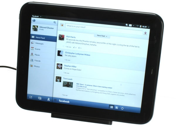 HP TouchPad 12