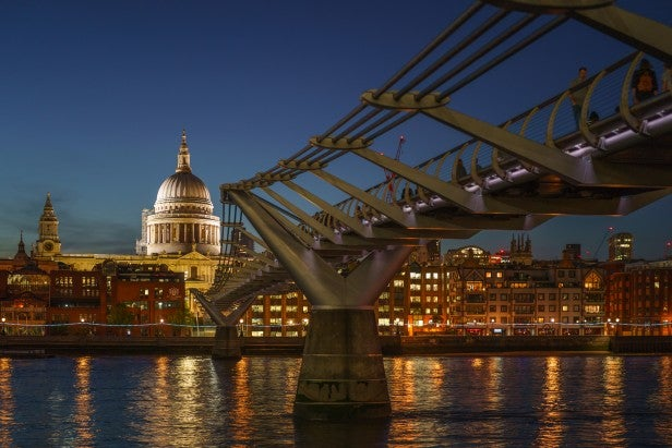 Sony Alpha 9 processed raw - St Pauls Cathedral