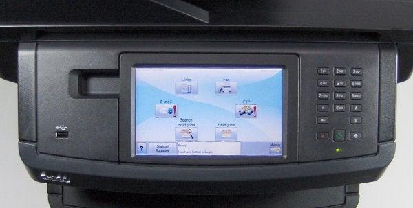 Dell 3335dn - Controls