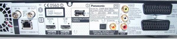 Panasonic DMR-BWT800