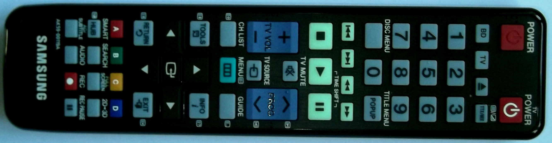 Samsung BD-D8900M
