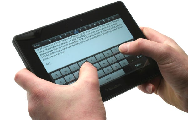 BlackBerry PlayBook 2