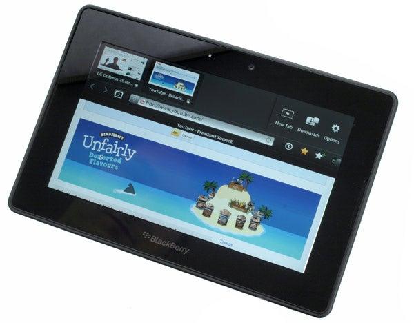 BlackBerry PlayBook 17