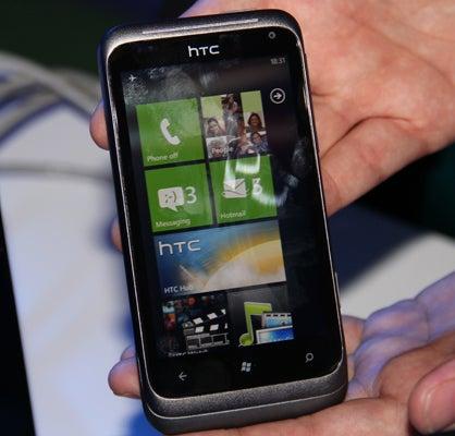 HTC Radar 2