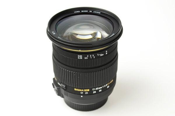Sigma 18-50mm DC EX HSM OS 1