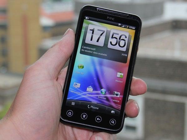 HTC Evo 3D 7